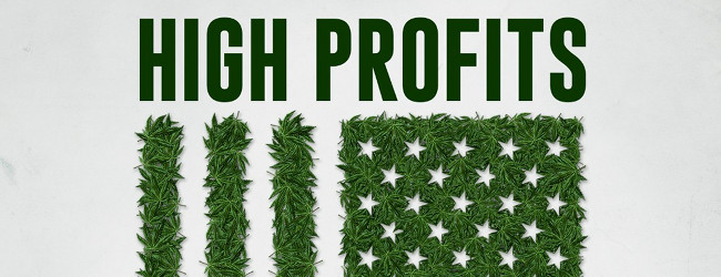 High Profits Flag Poster650250